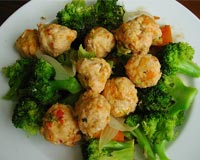 Broccoli Balls Recipe