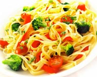Broccoli Spaghetti Recipe