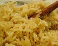 Brown Cinnamon Rice