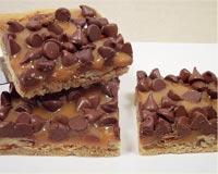 Caramel Bars Recipe