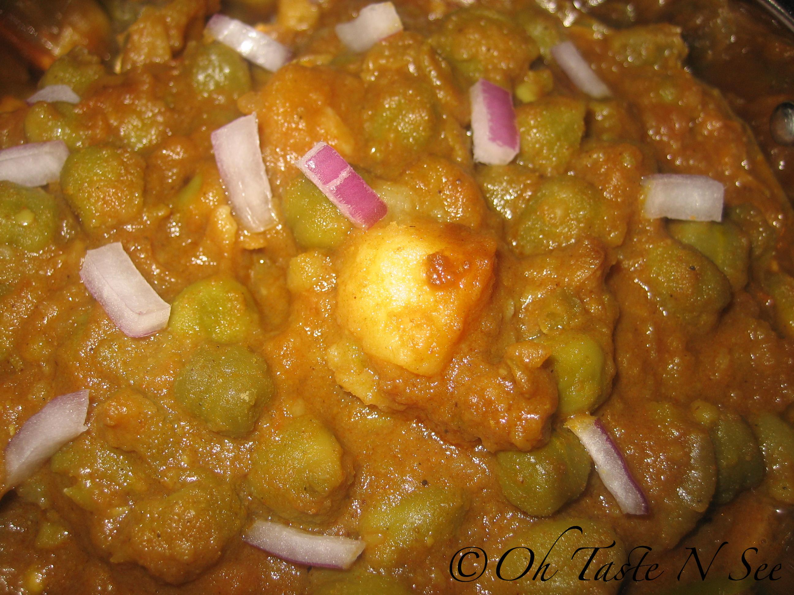 Channa Batura Recipe