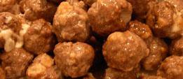 Cheese Stuffed Meatball Recipe