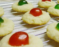 Cherry Cookies Recipe