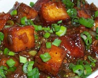 Chili Paneer Recipe - How To Make Chili Paneer - How To Prepare ...