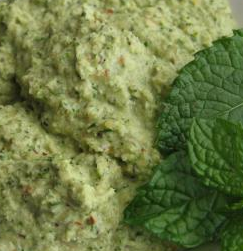Coriander Mint Chutney Recipe