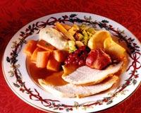 Cranberry Orange Stuffed Turkey Recipe