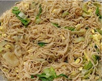 Egg Chow Mein Recipe