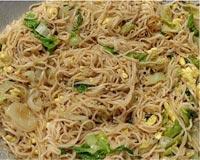 Egg Chow Mein Recipe