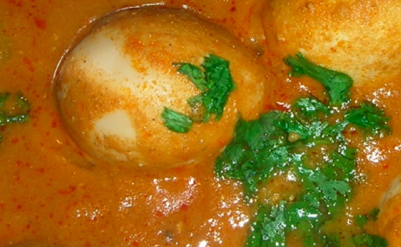 Egg Kurma Recipe
