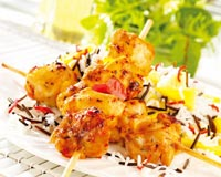 Fish Kebab Recipe