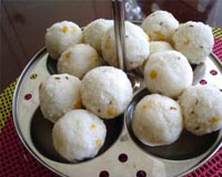 Ginger Rice Balls