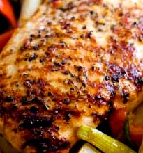 Grilled Grouper Fish Recipe - How To Make Grilled Grouper Fish ...
