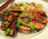 Grilled Oyster Mushroom Recipe
