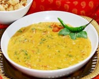 Gujarati Tuvar Dal Recipe