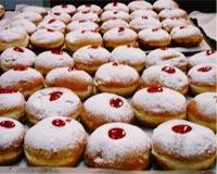 Hanukkah Doughnuts Recipe