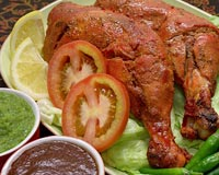 Indian Chicken Tandoori Recipe