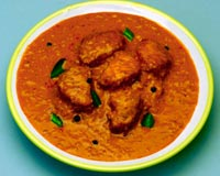 Maharashtrian Fish Gravy