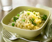Microwave Green Peas Rice