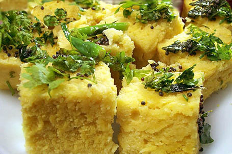 Moong Dhokla Recipe