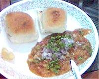 Paav Bhaji Recipe