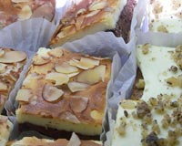 Pastry Apple Bars
