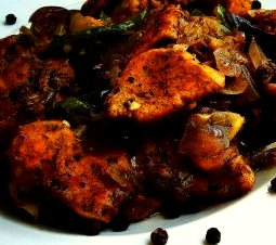 Pepper Chicken Fry Recipe - How To Make Pepper Chicken Fry - Prepare ...
