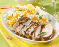 Pineapple Roast Turkey