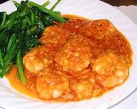 Shrimp Szechwan Recipe