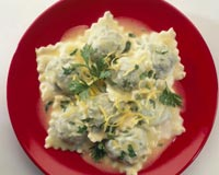 Spinach Ravioli Recipe