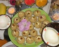 Suji Laddu Recipe