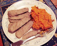 Turkey London Broil Recipe