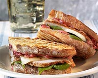 Turkey Panini Recipe