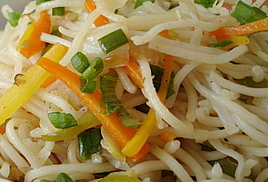 Vegetarian Chinese Noodles Recipe