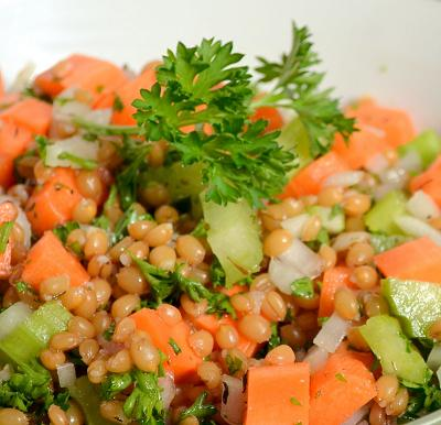 Wheat Berry Salad Recipe