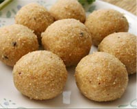 Wheat Laddoo Recipe
