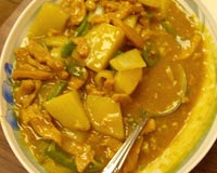 Yellow Chicken Curry Recipe